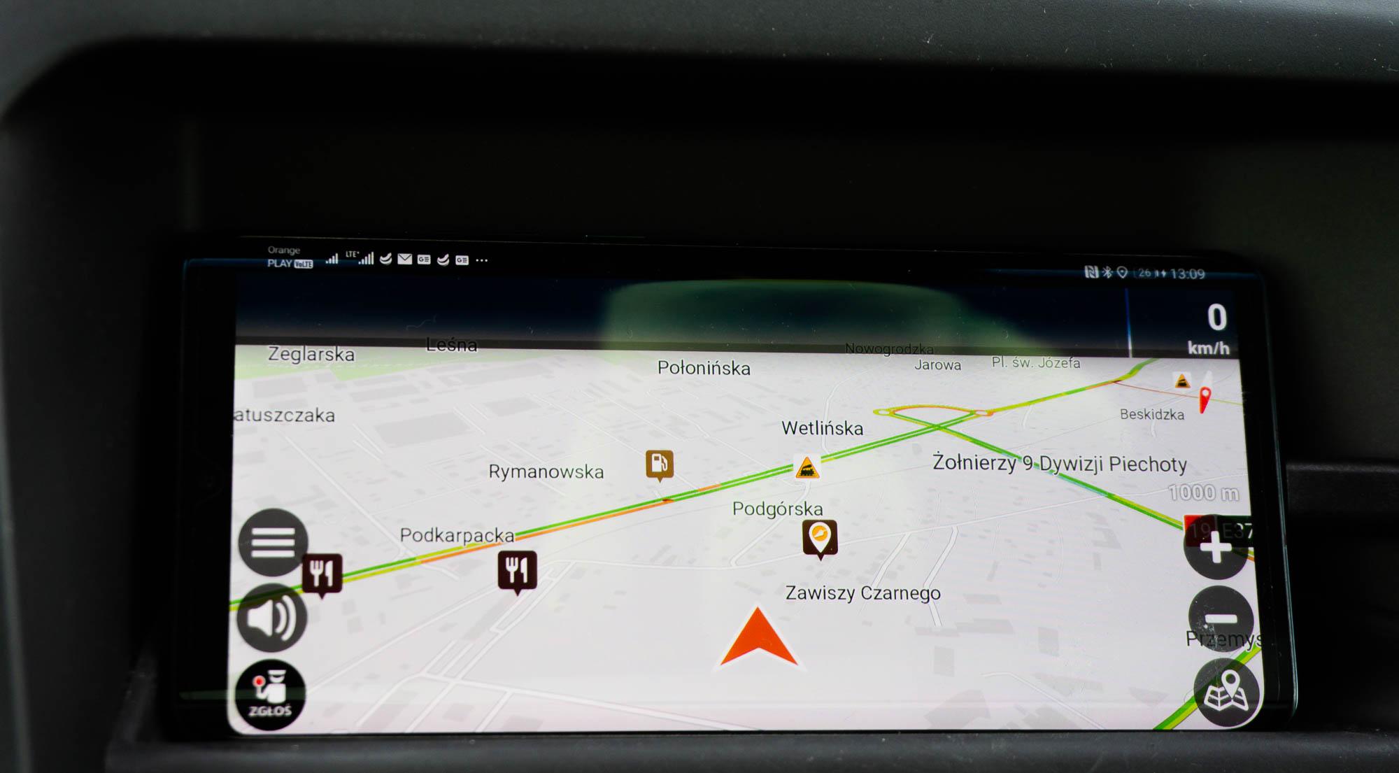 Testujemy nawigacje na Androida dostępne w Huawei AppGallery - co jeśli nie Google Maps? 26