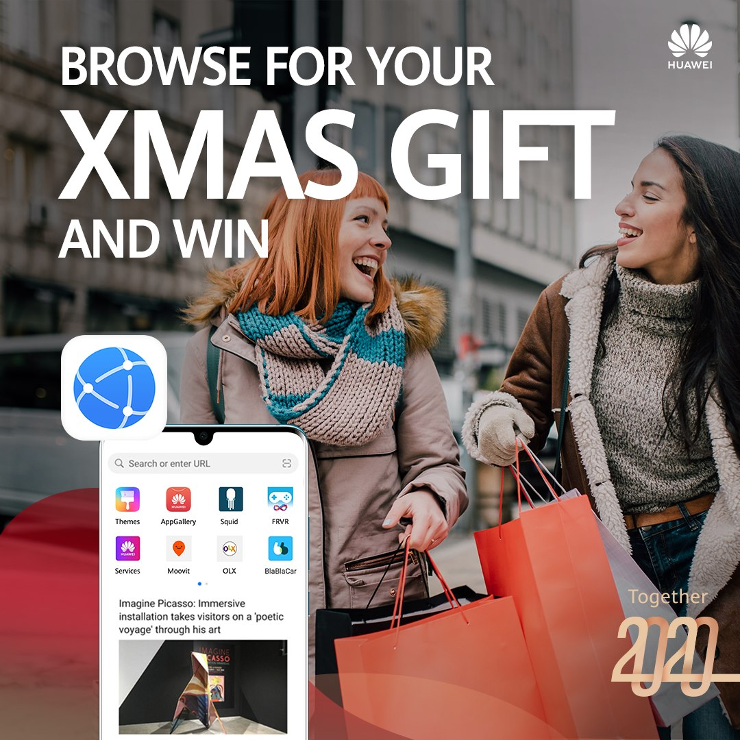 Huawei rozdaje smartfony. Wystarczy zrzut ekranu Przeglądarki, by powalczyć o P30 Pro 26