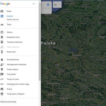 """Mapy Google z funkcją, którą pokochają fani """"Gwiezdnych wojen"""""""