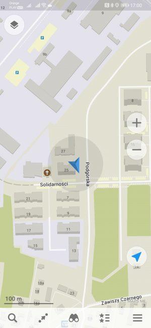 Testujemy nawigacje na Androida dostępne w Huawei AppGallery - co jeśli nie Google Maps? 43