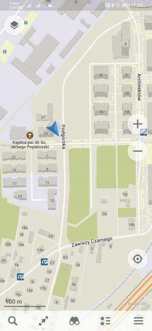 Testujemy nawigacje na Androida dostępne w Huawei AppGallery - co jeśli nie Google Maps? 44