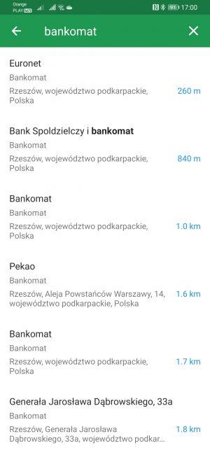 Testujemy nawigacje na Androida dostępne w Huawei AppGallery - co jeśli nie Google Maps? 45
