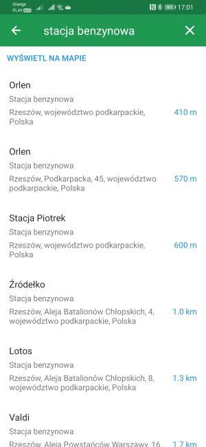 Testujemy nawigacje na Androida dostępne w Huawei AppGallery - co jeśli nie Google Maps? 46