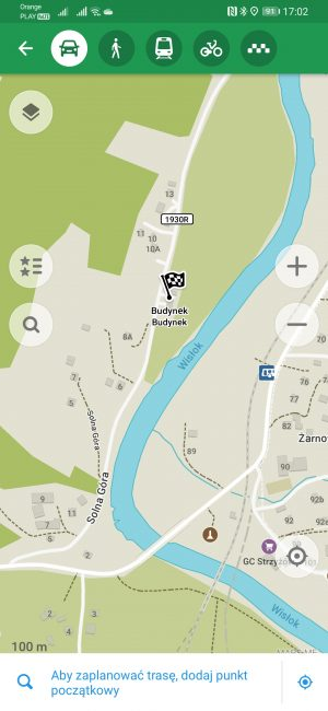 Testujemy nawigacje na Androida dostępne w Huawei AppGallery - co jeśli nie Google Maps? 47