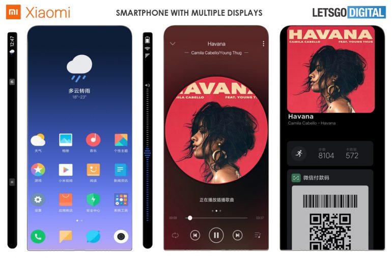 Xiaomi patentuje MIUI dla smartfonów z ekranami pokrywającymi całą obudowę 18