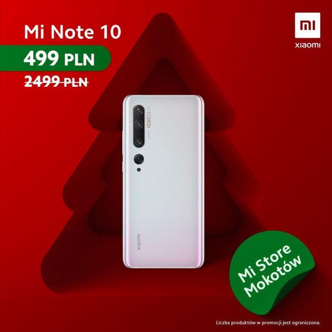 Będą ofiary. Mi Store Mokotów wystawi Xiaomi Mi Note 10 aż 2000 zł taniej! 20