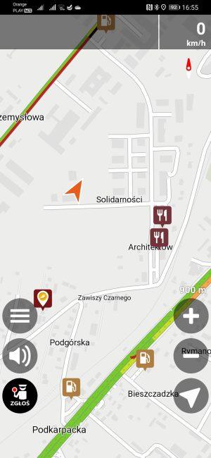 Testujemy nawigacje na Androida dostępne w Huawei AppGallery - co jeśli nie Google Maps? 36