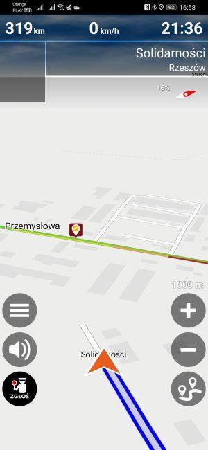 Testujemy nawigacje na Androida dostępne w Huawei AppGallery - co jeśli nie Google Maps? 42