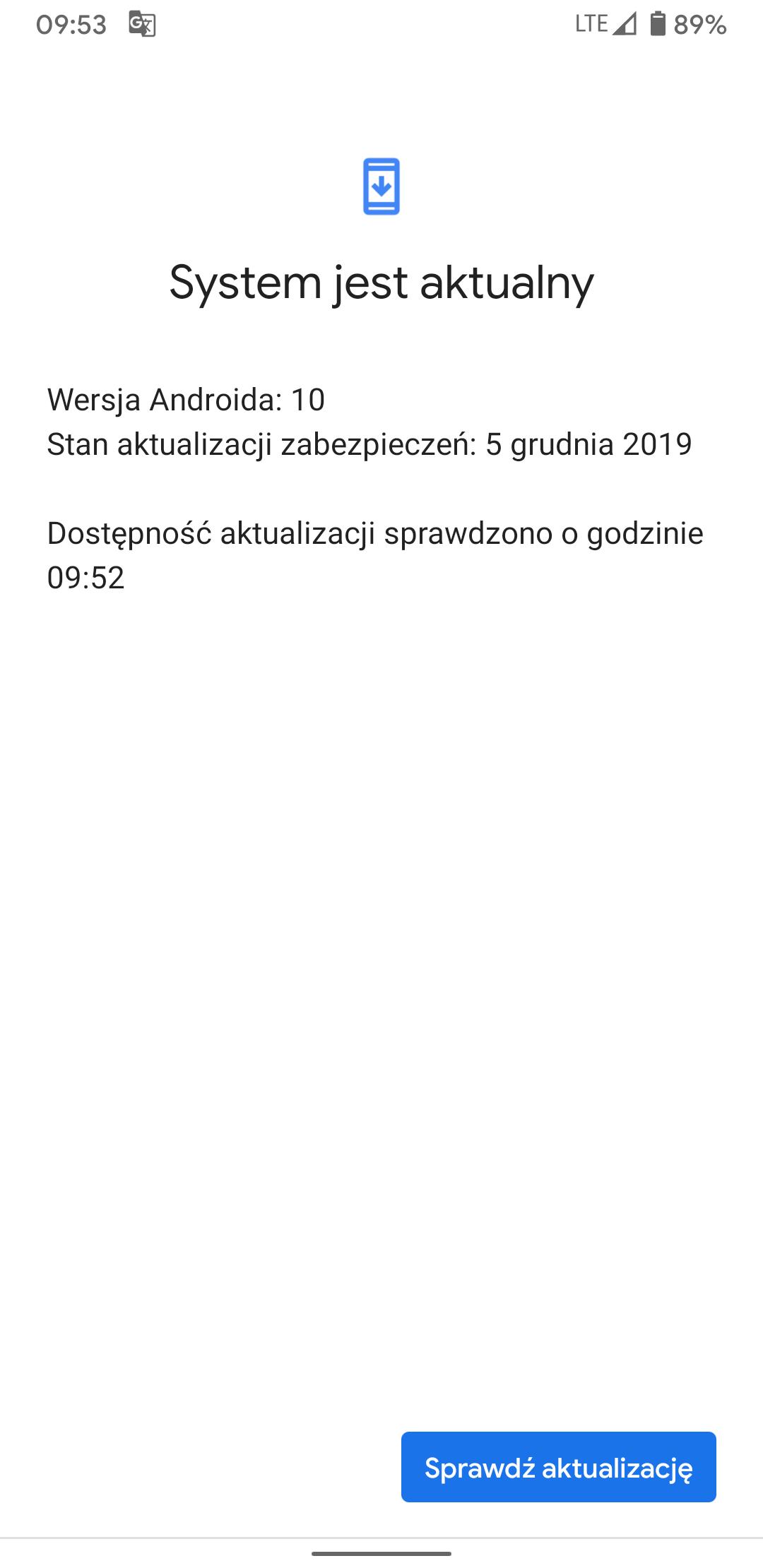 """Smartfony Google Pixel z aktualizacją wprowadzającą style interfejsu oraz """"Napisy na żywo"""" 20"""