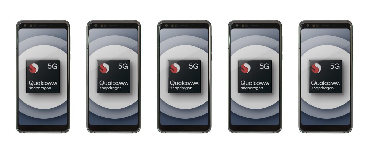 procesor Qualcomm Snapdragon 5G iPhone 12