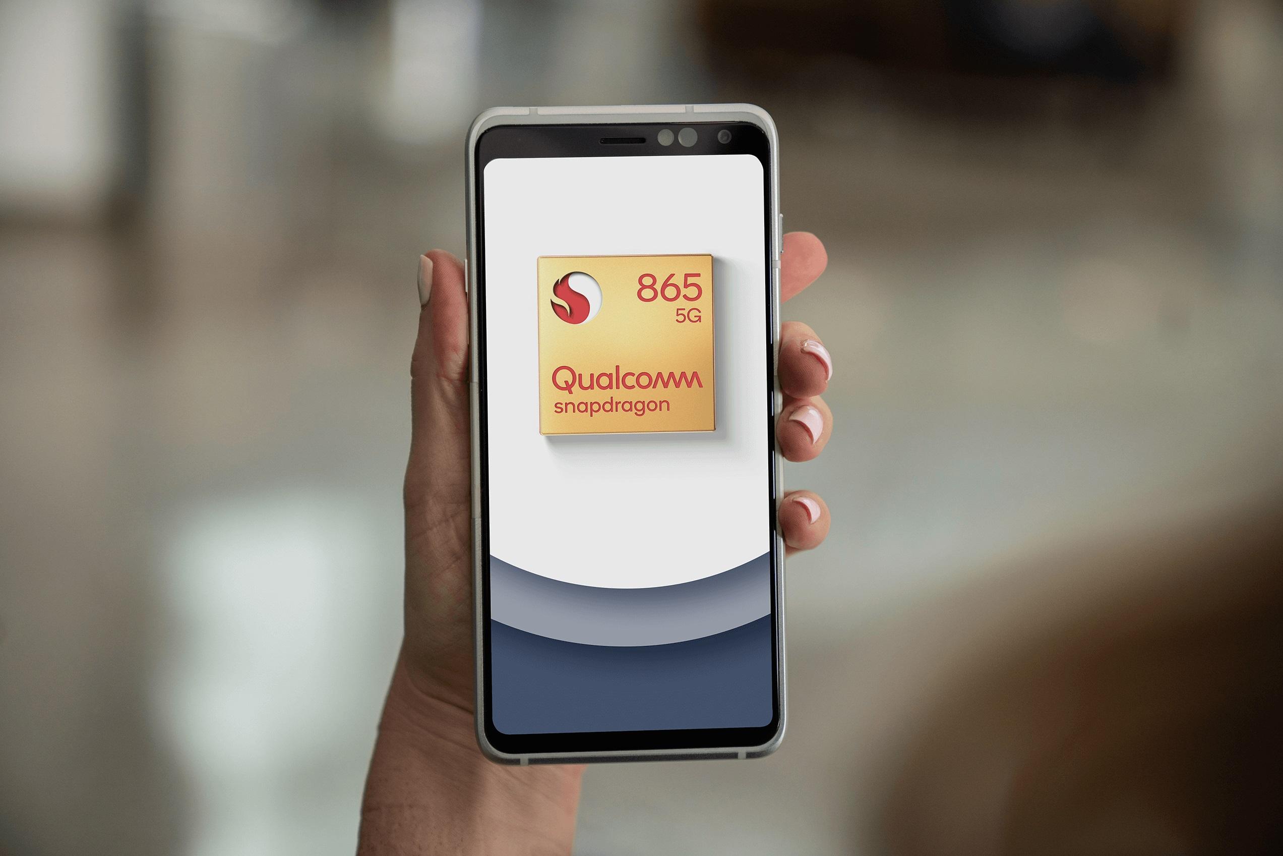 """Qualcomm Snapdragon 865 może się wkrótce doczekać wersji """"lite"""" w postaci procesora Qualcomm Snapdragon 860"""