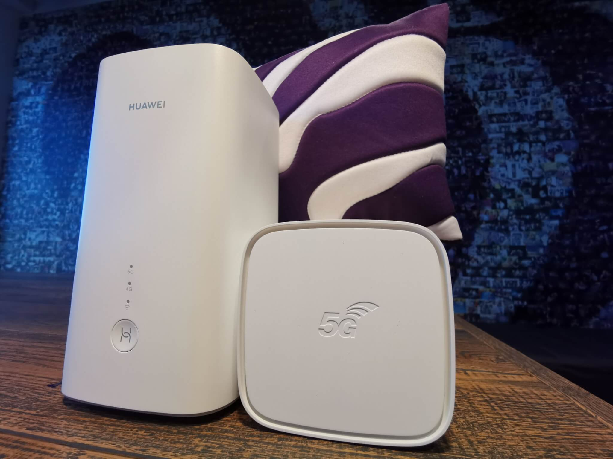 Play router Huawei 5G CPE Pro 2