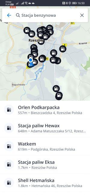 Testujemy nawigacje na Androida dostępne w Huawei AppGallery - co jeśli nie Google Maps? 30