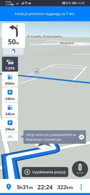 Testujemy nawigacje na Androida dostępne w Huawei AppGallery - co jeśli nie Google Maps? 34