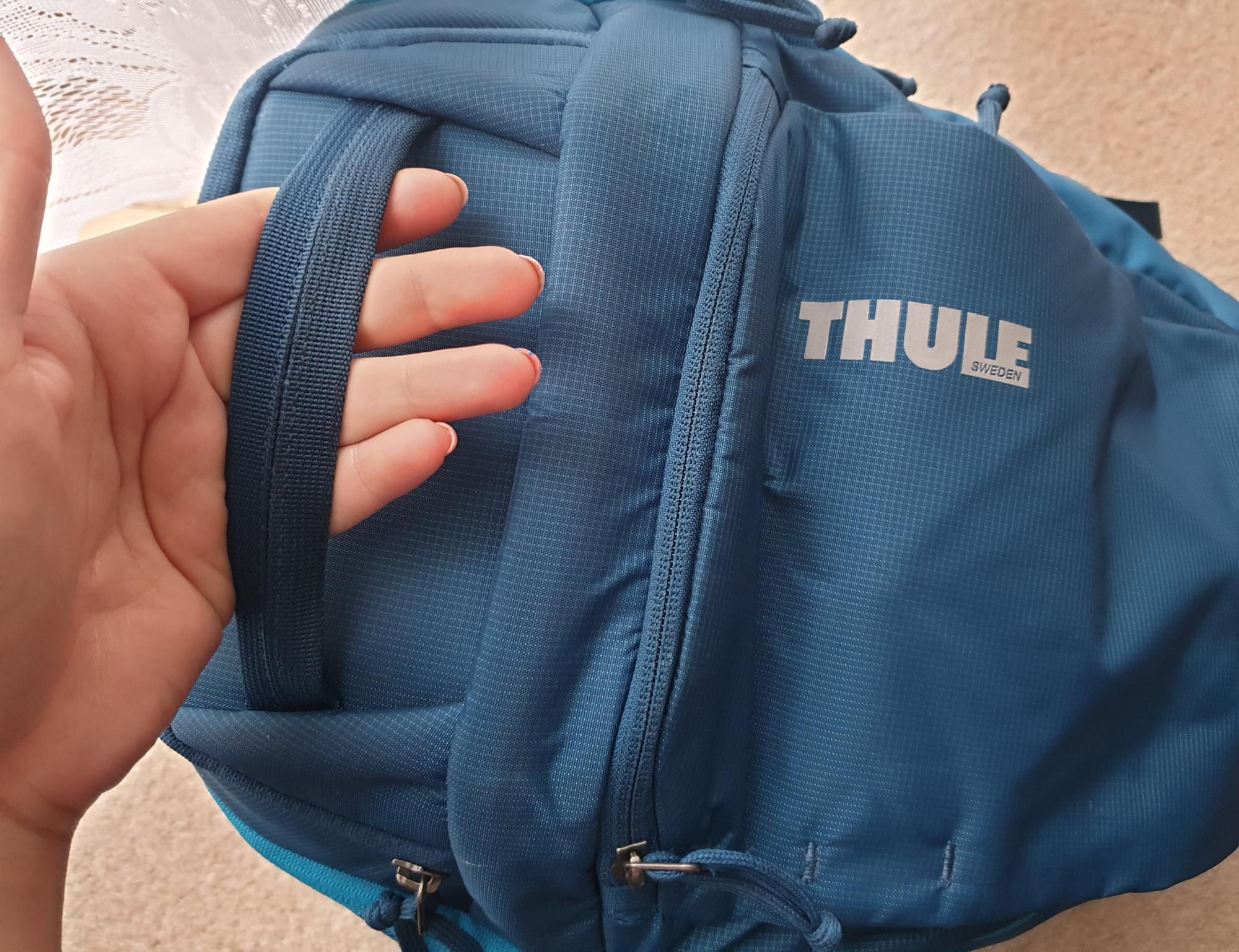 Thule EnRoute 23L - miejski plecak, który teraz kupisz o 57% taniej (opinia) 30