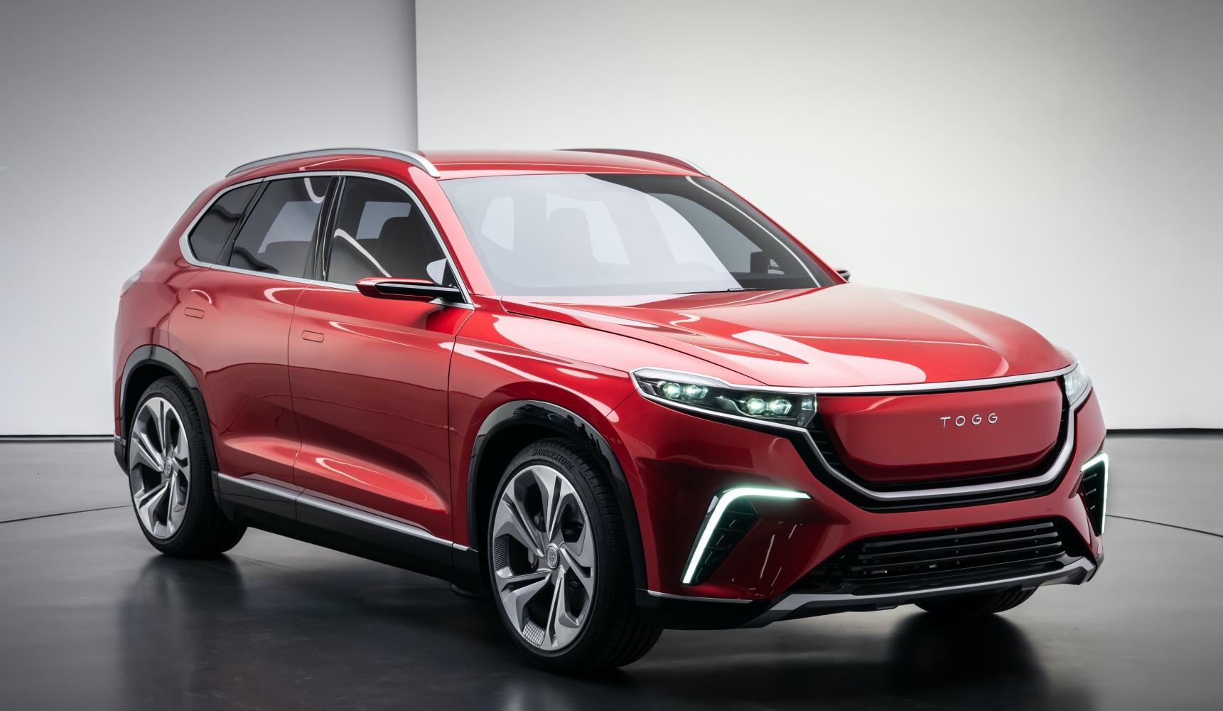 TOGG – zupełnie nowa marka samochodów. Nadchodzą elektryki z Turcji