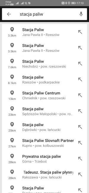 Testujemy nawigacje na Androida dostępne w Huawei AppGallery - co jeśli nie Google Maps? 53