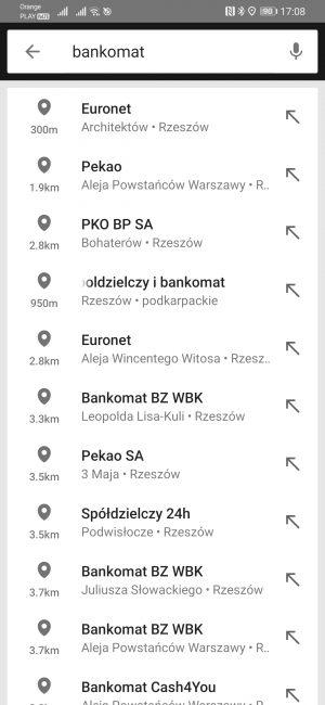 Testujemy nawigacje na Androida dostępne w Huawei AppGallery - co jeśli nie Google Maps? 54