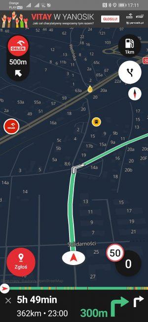 Testujemy nawigacje na Androida dostępne w Huawei AppGallery - co jeśli nie Google Maps? 57