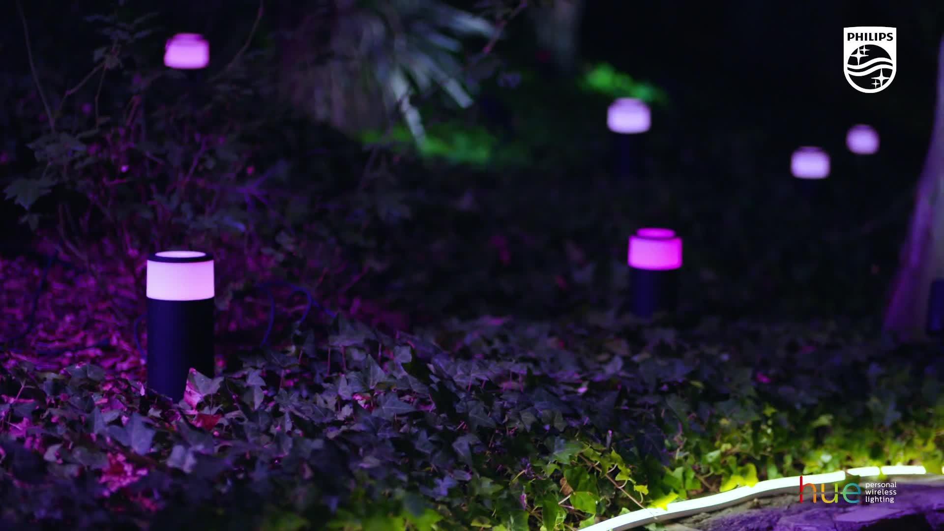 Hue poszerza swoją ofertę o oświetlenie ogrodowe i obsługę głosem 23