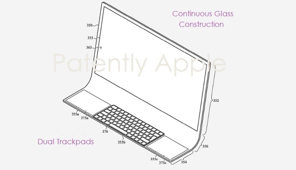 iMac jako jedna tafla szkła? Apple może jeszcze zaskoczyć