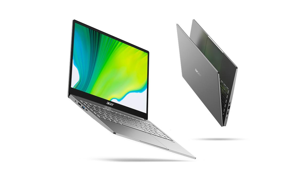 Acer Swift 3 w dwóch wersjach: z procesorem od Intela i AMD. Będą różnice w czasie pracy 24