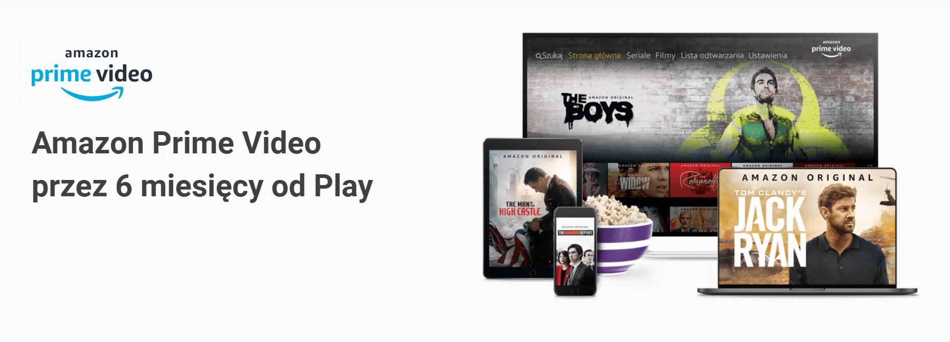Amazon Prime Video Play