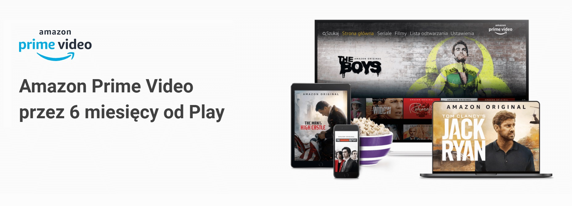 Amazon Prime Video Play