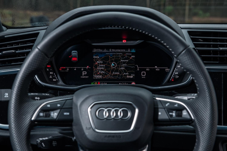 Audi Q3 Sportback - sprawdziłem, co oferuje wirtualny kokpit 17