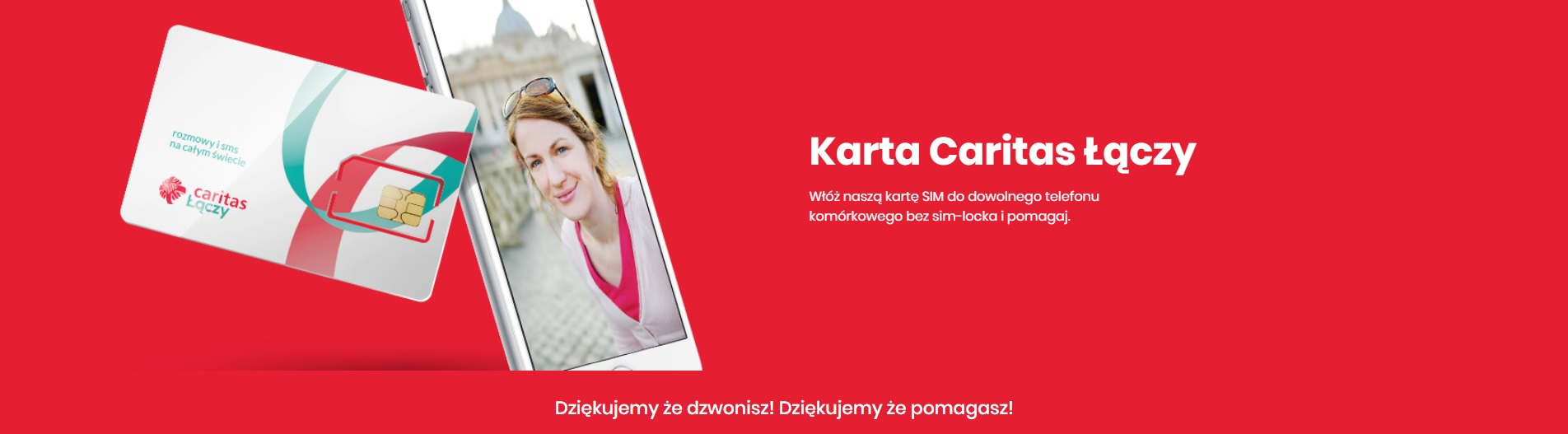 Caritas Łączy karta SIM