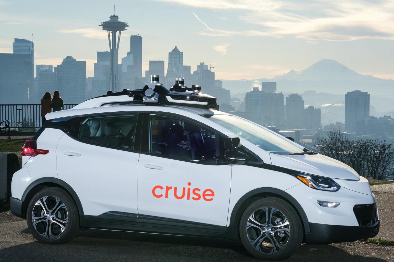 General Motors Cruise.