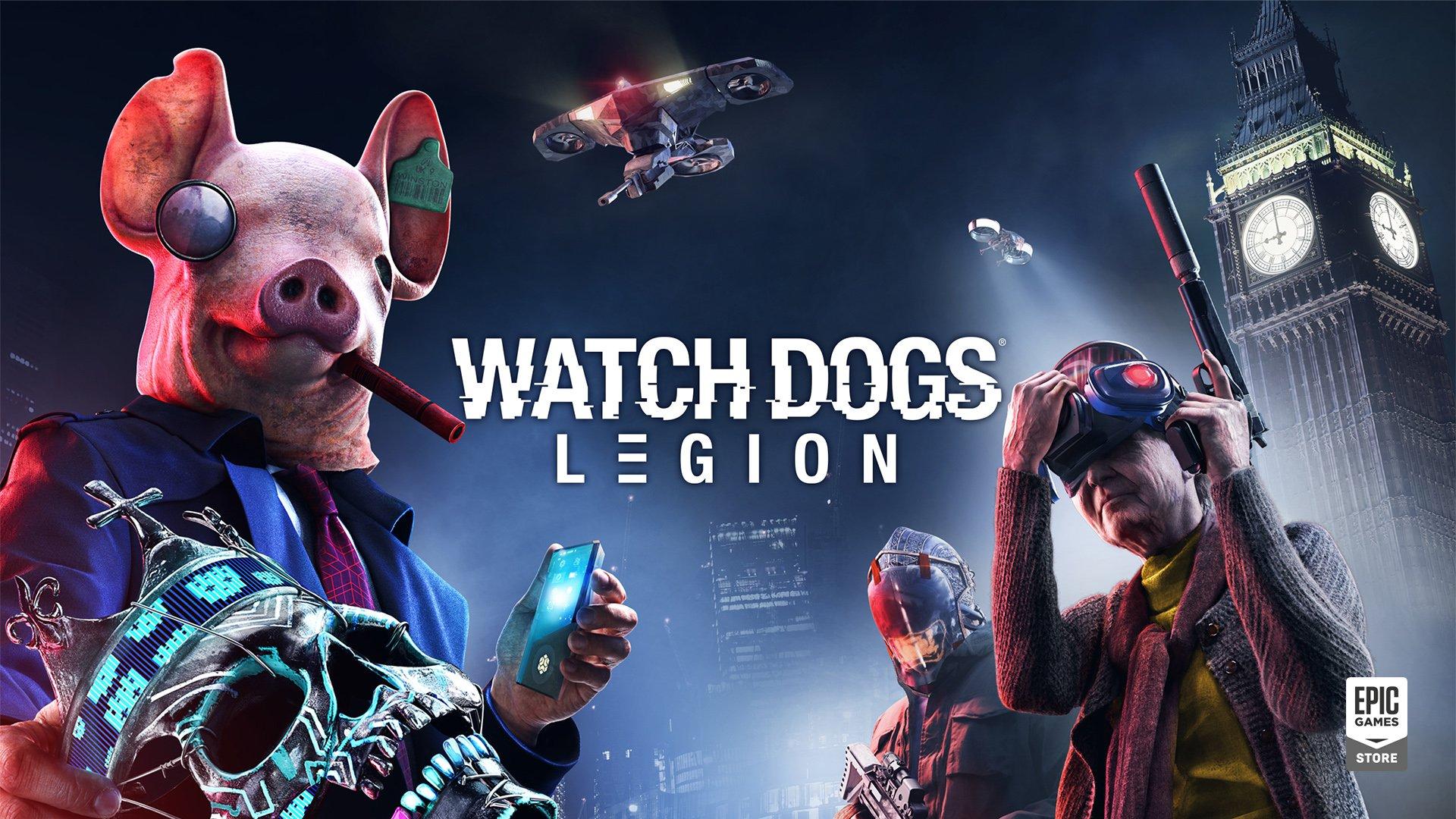 Tego jeszcze nie było. Wywiad z twórcą Watch Dogs: Legion przeprowadzony w... grze