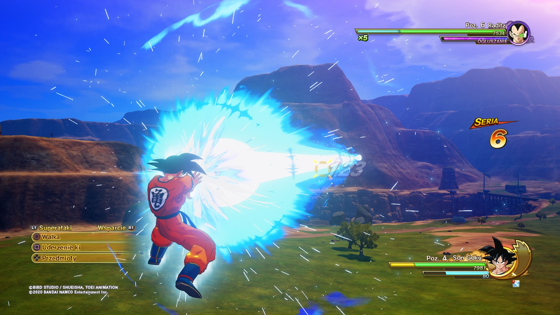 Jeżeli grać na strunach nostalgii, to tylko w ten sposób. Dragon Ball Z: Kakarot (recenzja)