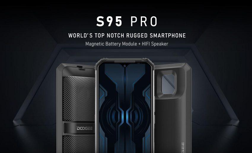 smartfon Doogee S95 Pro