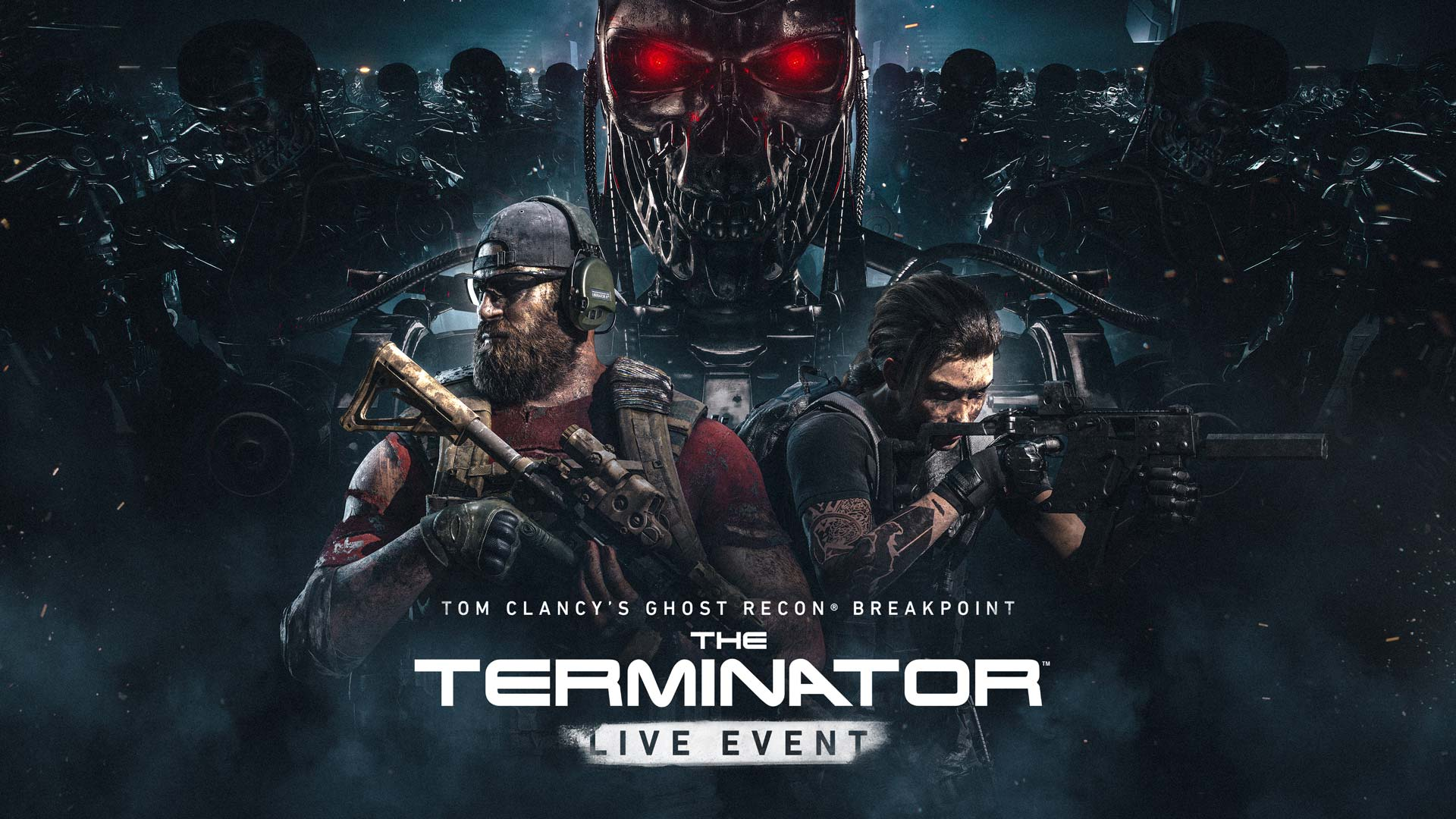 Terminator zmierza do Ghost Recon Breakpoint w specjalnym wydarzeniu