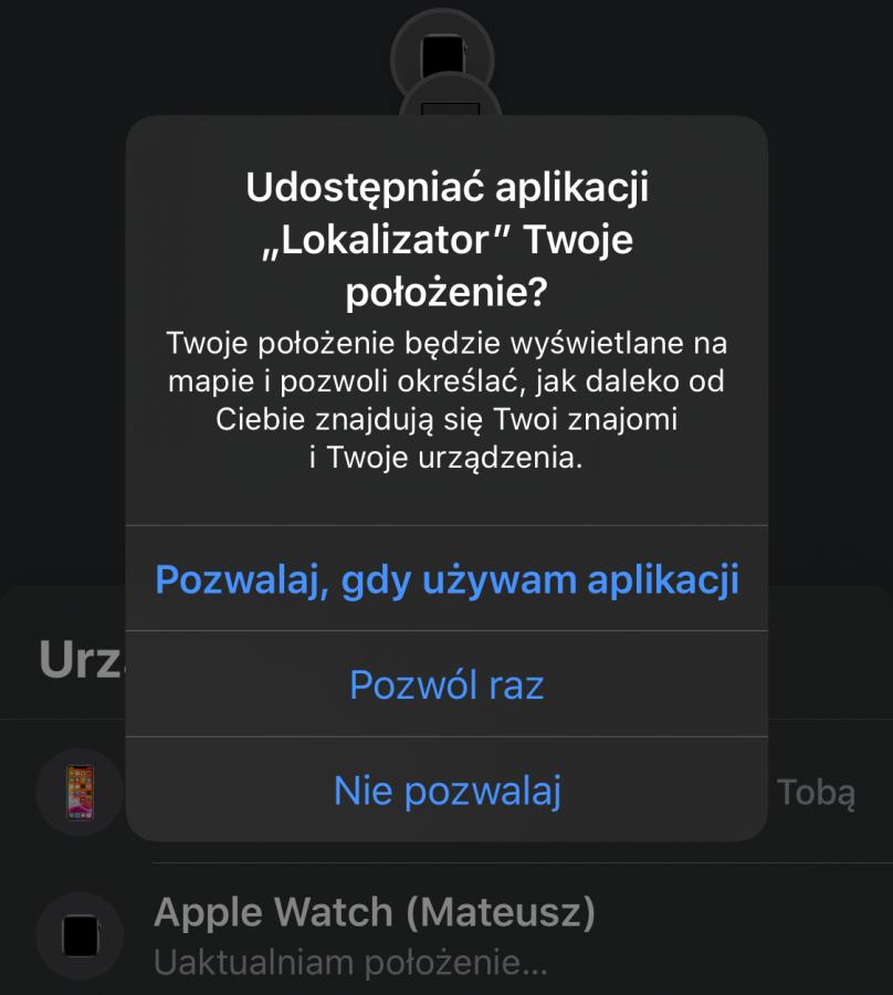 Użytkownicy iOS 13 rzadziej godzą się na śledzenie ich lokalizacji 17