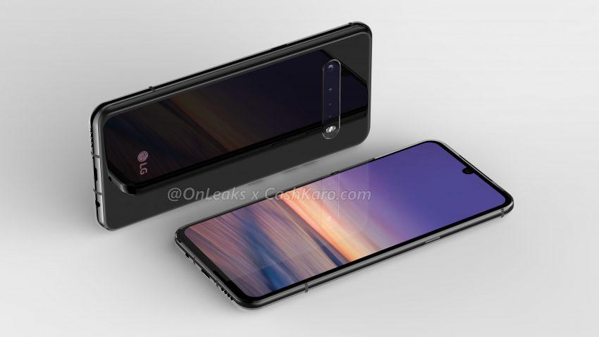 Tak ma wyglądać LG G9 21