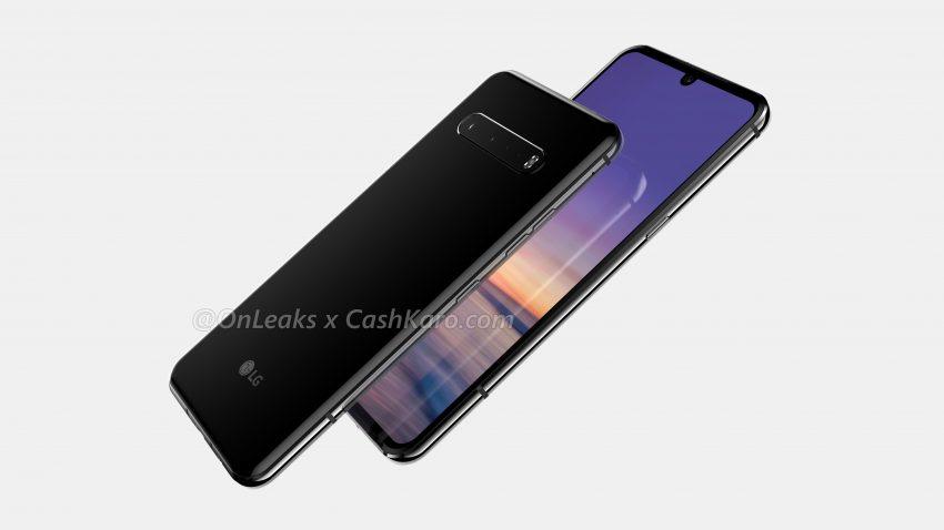 Tak ma wyglądać LG G9 20