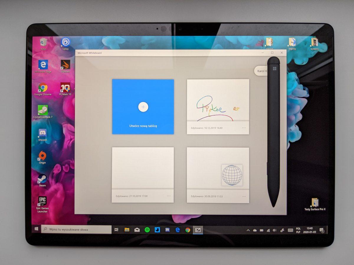 Pierwszy Microsoft Surface z modemem 5G tuż za rogiem