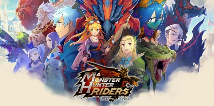 Nadchodzi nowa mobilna gra z serii Monster Hunter 20