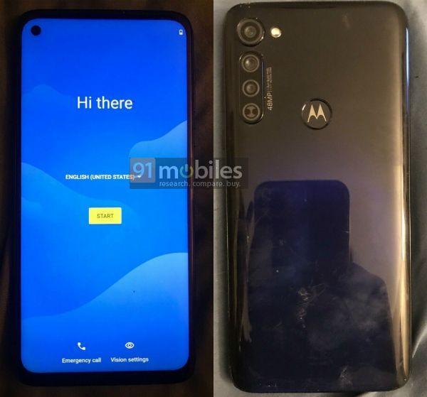 smartfon Motorola Moto G Stylus