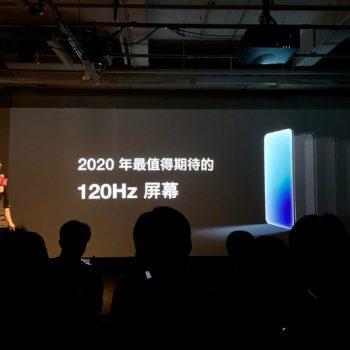 OnePlus zaprezentował wyświetlacz OLED QHD+ 120 Hz do OnePlus 8 Pro