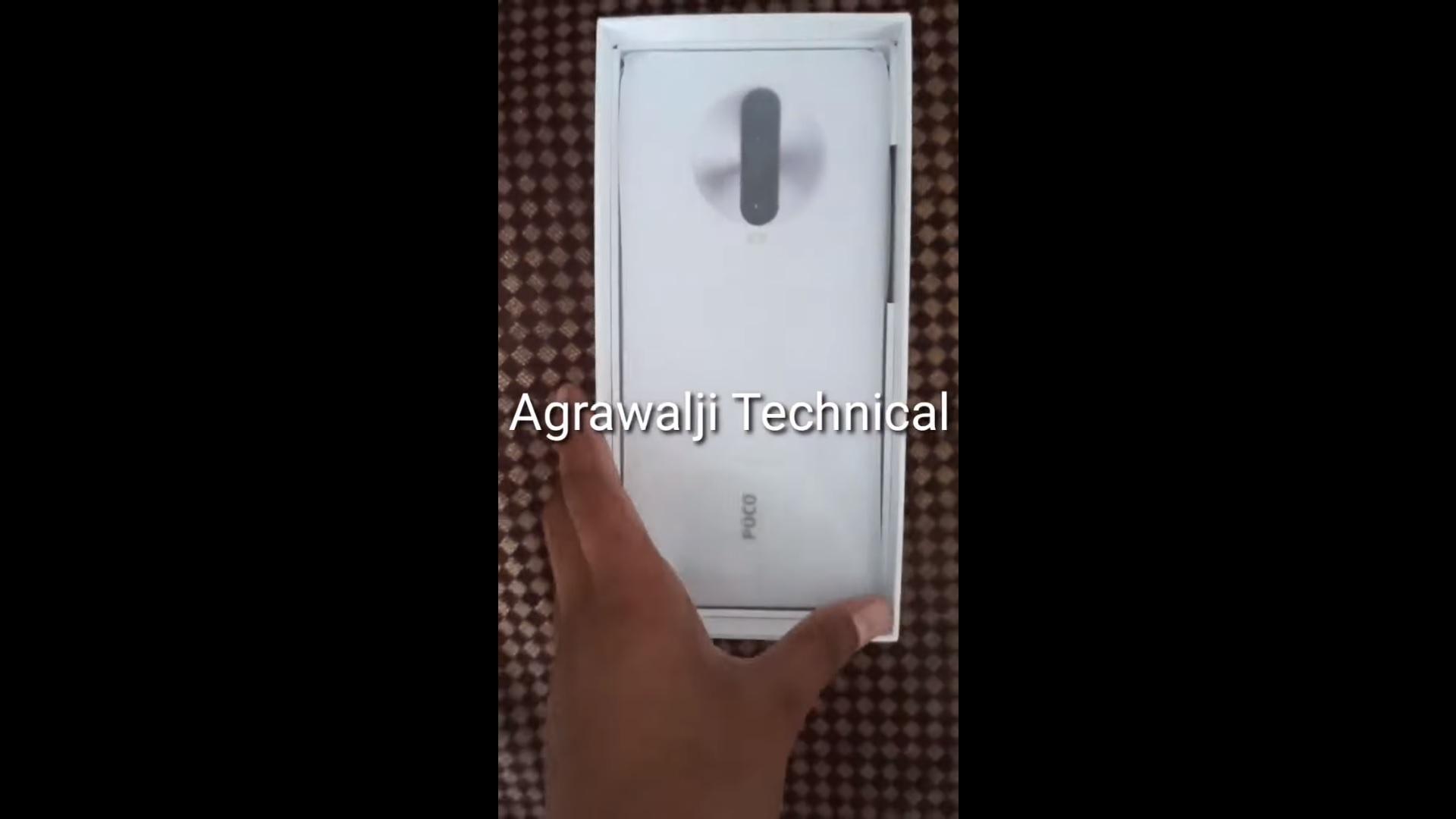 smartfon POCO X2