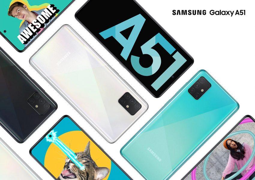 smartfon Samsung Galaxy A51