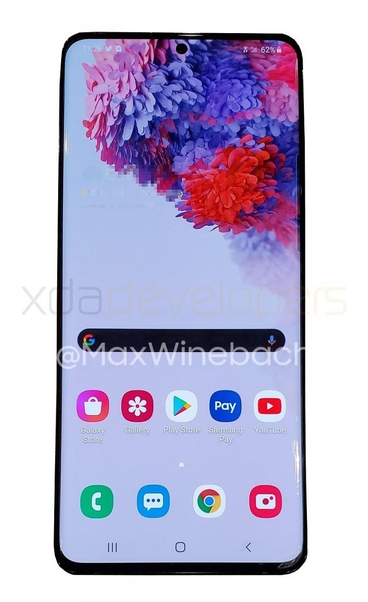 smartfon Samsung Galaxy S20+