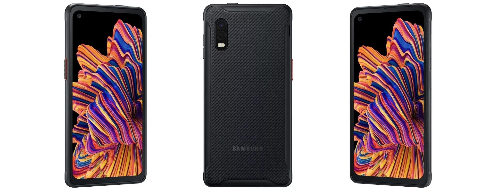 Tylko u nas: Samsung Galaxy XCover Pro trafi do Polski i znamy jego cenę! 22