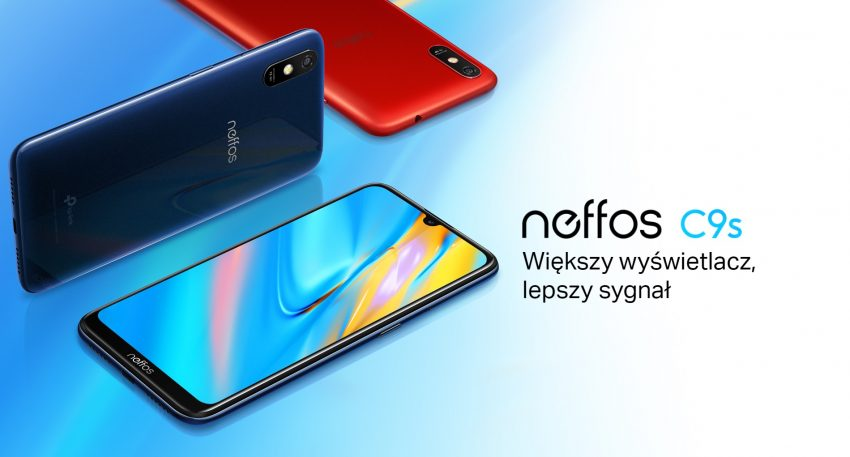 smartfon TP-Link Neffos C9s