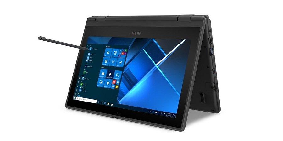 Acer TravelMate B3 oraz Spin B3 - tanie laptopy do szkolnej torby 22