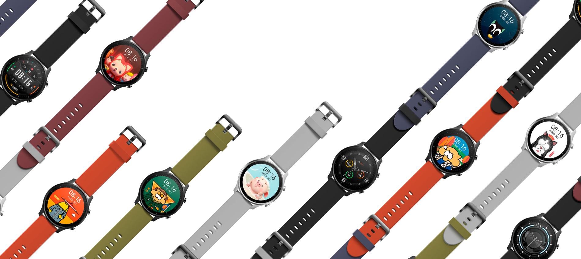 smartwatch Xiaomi Mi Watch Color
