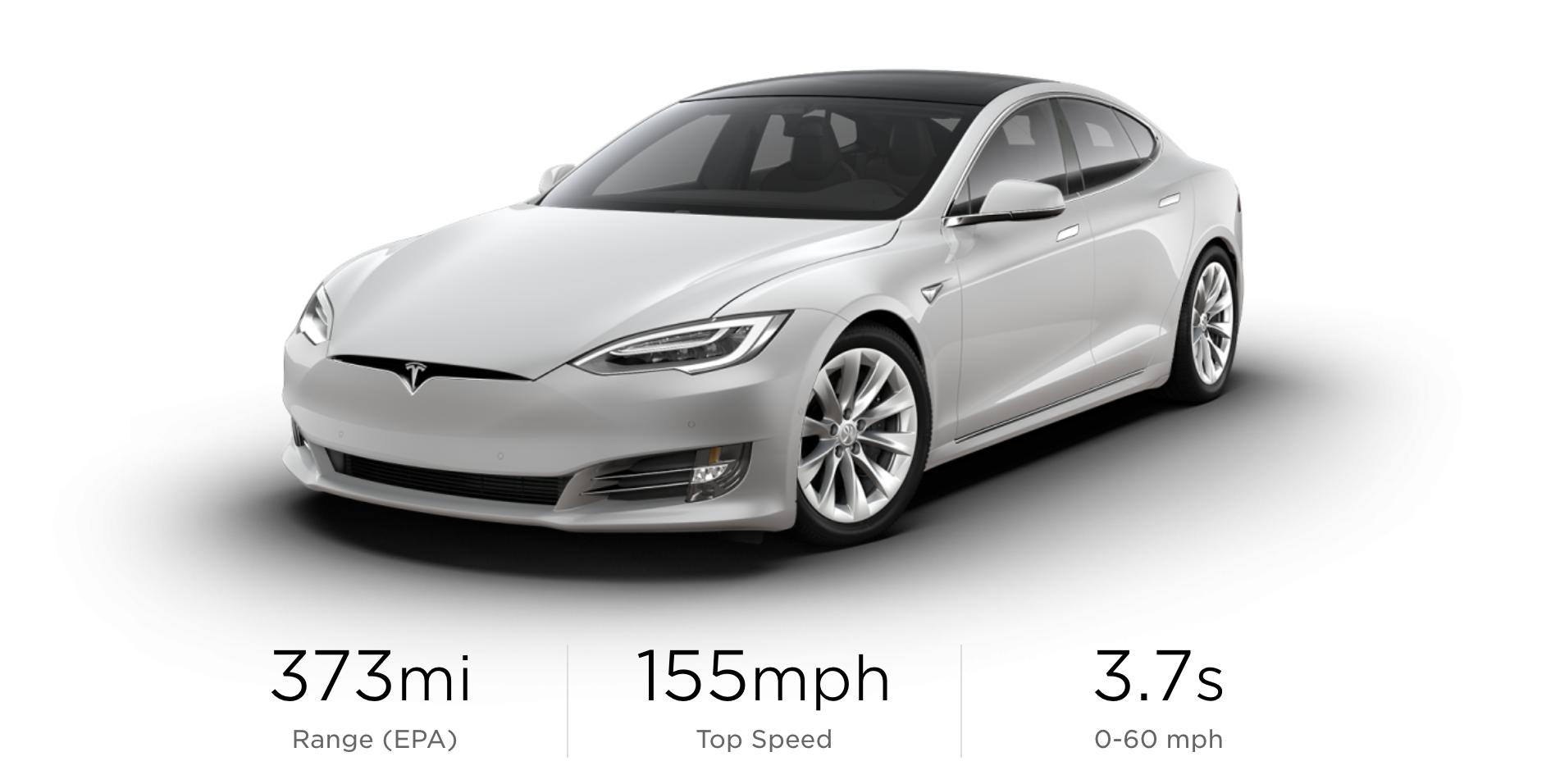Tesla Model S wkrótce przejedzie dłuższy dystans na jednym ładowaniu